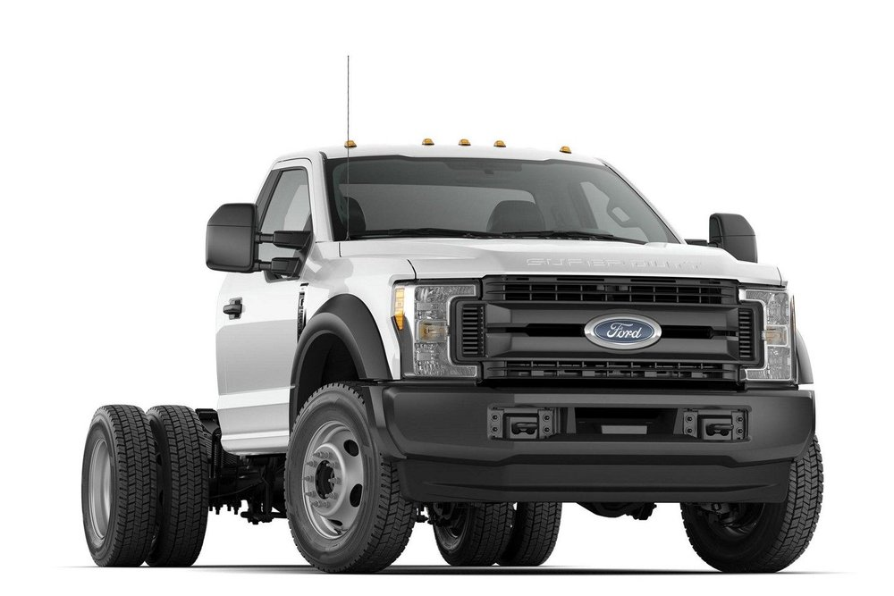 F550 Cab Super Duty For Sale