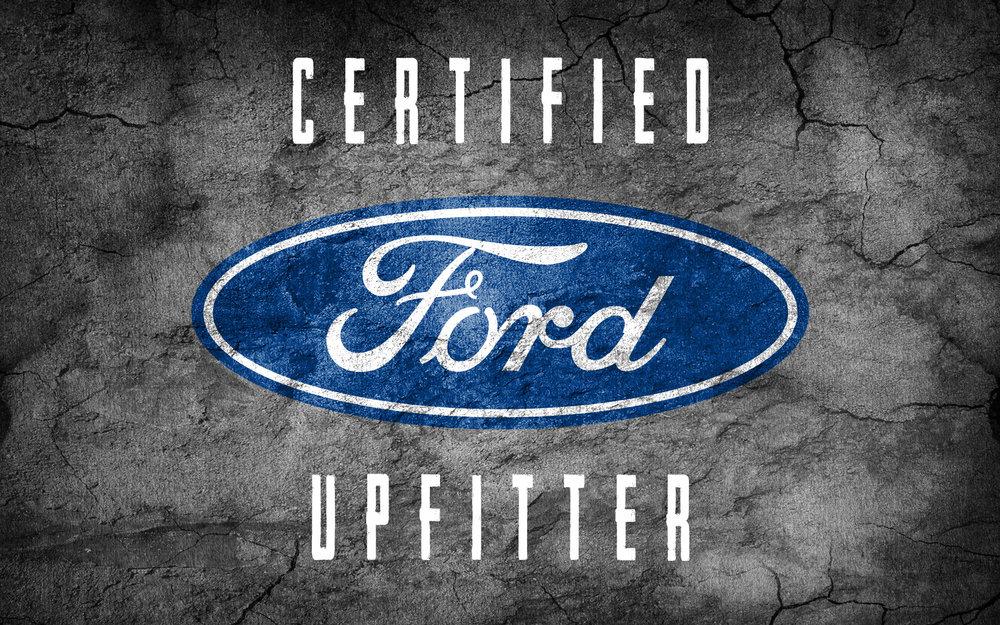Ford Certified Upfitter