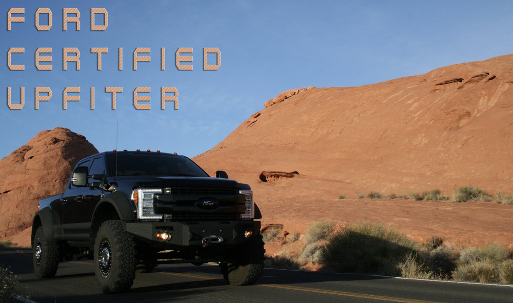 Certified Ford Upfitter Commercial Connection