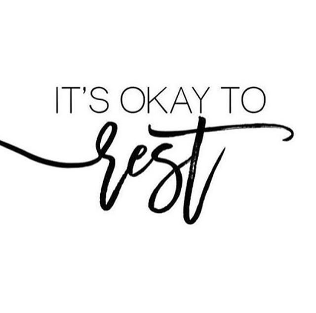 I know it's hard not to feel guilty but it really is ok to rest.  Unplug. Take a break.  Self-care isn't selfish.  #momlife #momcommunity #postpartumdepression #postpartumjourney #bloggermom #bloglife #selfcare