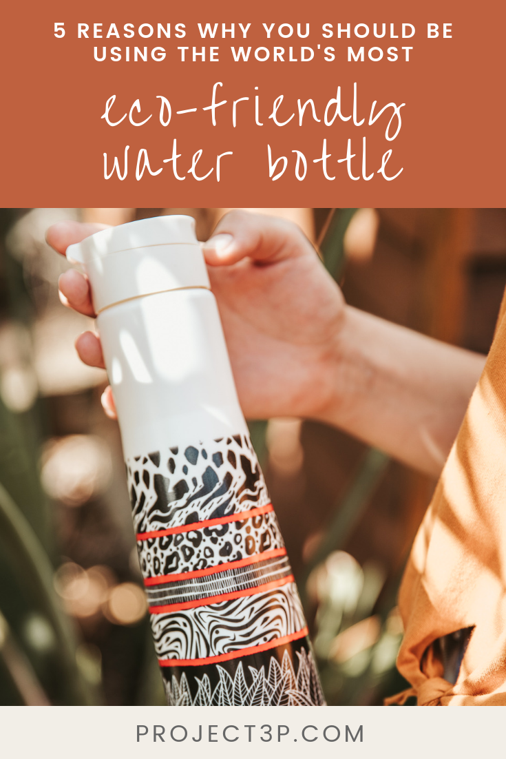 Yuhme: 5 Reasons Why You Should Be Using the World's Most Eco-Friendly Reusable Water Bottle with a Purpose Climate Change Action Reusables Zero Waste Living Green Lifestyle Conscious Consumer