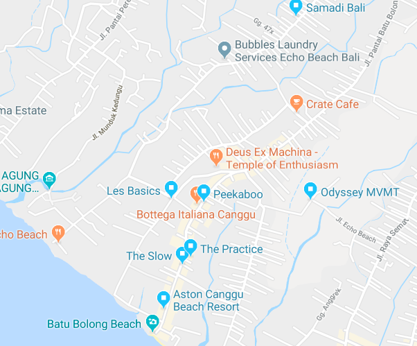 Click this image to go to my Bali Guide on Google Maps!