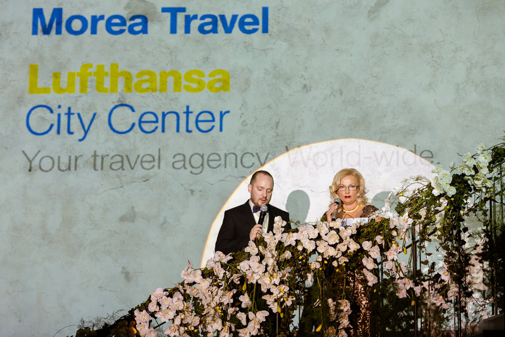 Morea Travel Agency -10th Anniversary - Event photography with special focus on the party time