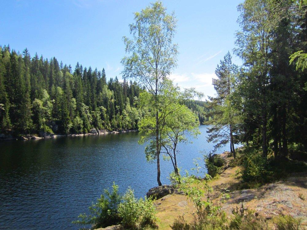 Elvåga, Østmarka
