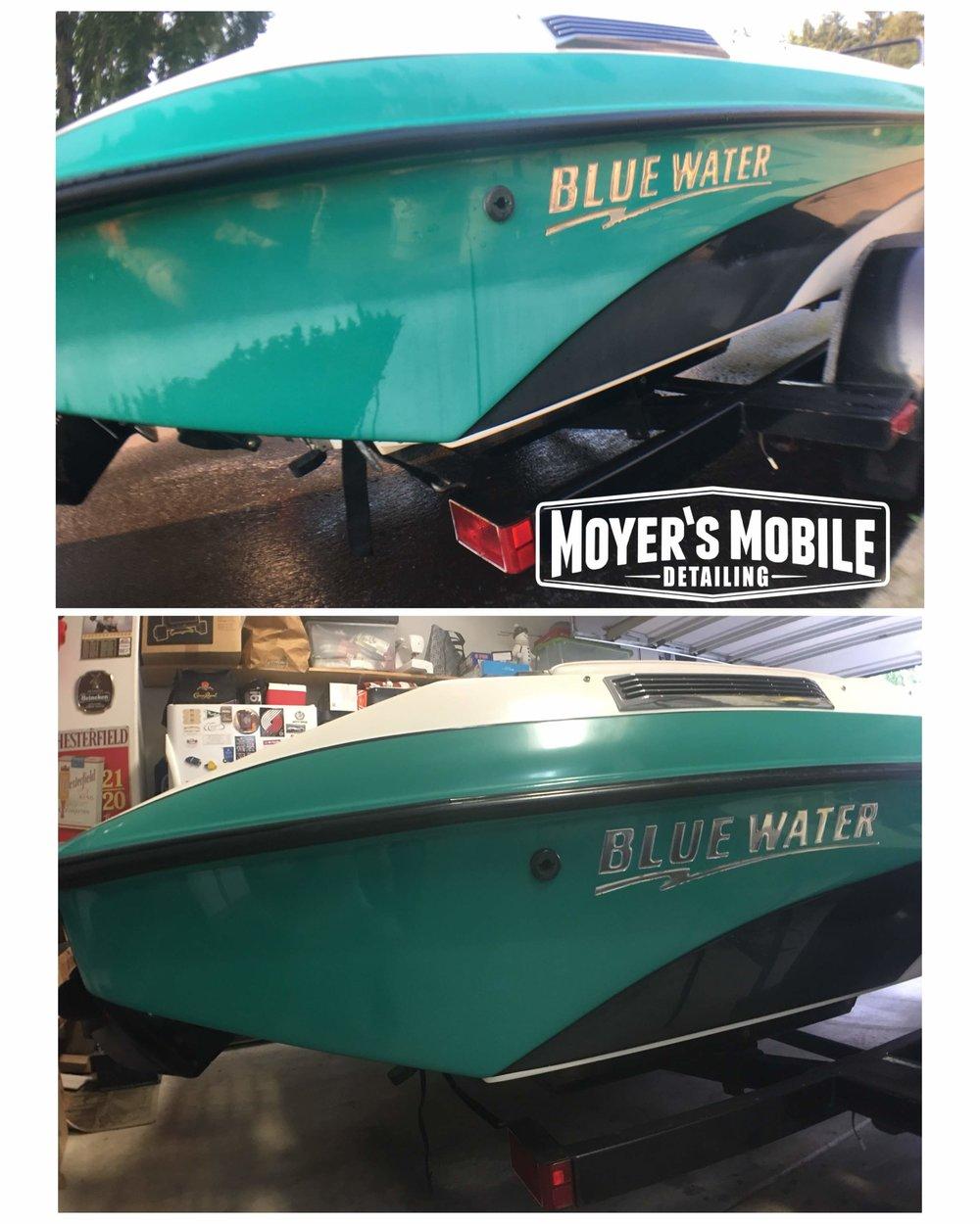 mobile auto detailing | paint correction