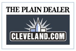 Cleveland.com The Plain Dealer interview's Ashley Sova of CLEbaby