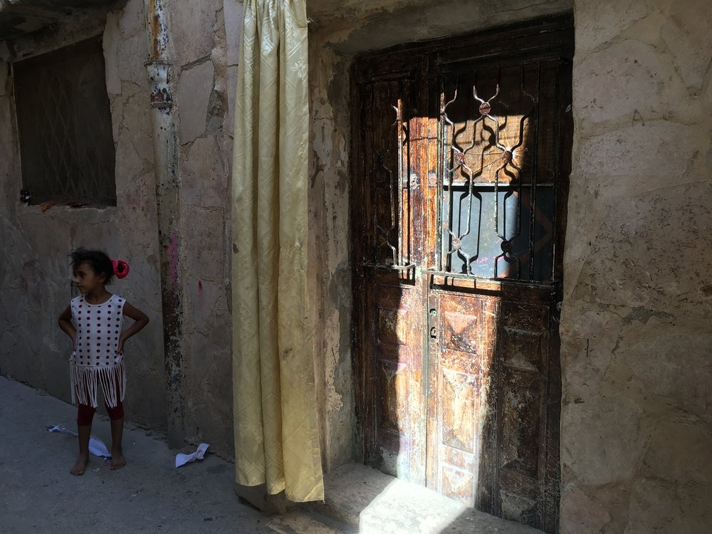 Fixing doors - Helping people feel safe by installing new doors