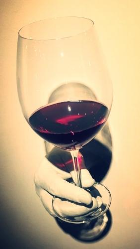 ...calice! - Colore, sensazioni olfattive, il gusto e poi tornare e ritornare alle sensazioni mano a mano amano che il vino si ossigena, sfuma, cresce nel calice. Naturalmente quello giusto!