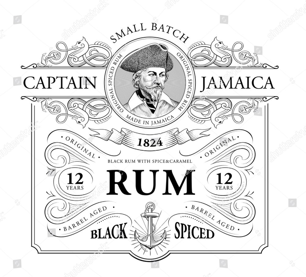 [There's nought no doubt so much the spirit calms as rum and true religion].George Gordon Byron, - rum