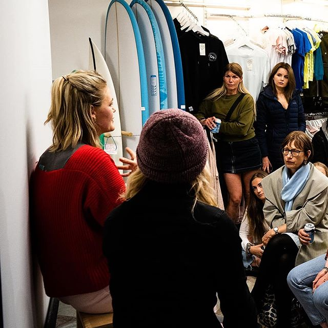 WOMEN ON BOARD EVENT theres a little blog on our website with some info and pictures of the event. Once again huge thank you to @tjssurfshop and @goldenfidget 🏄‍♀️ photos captured by the local and very talented @maddiemeddings
