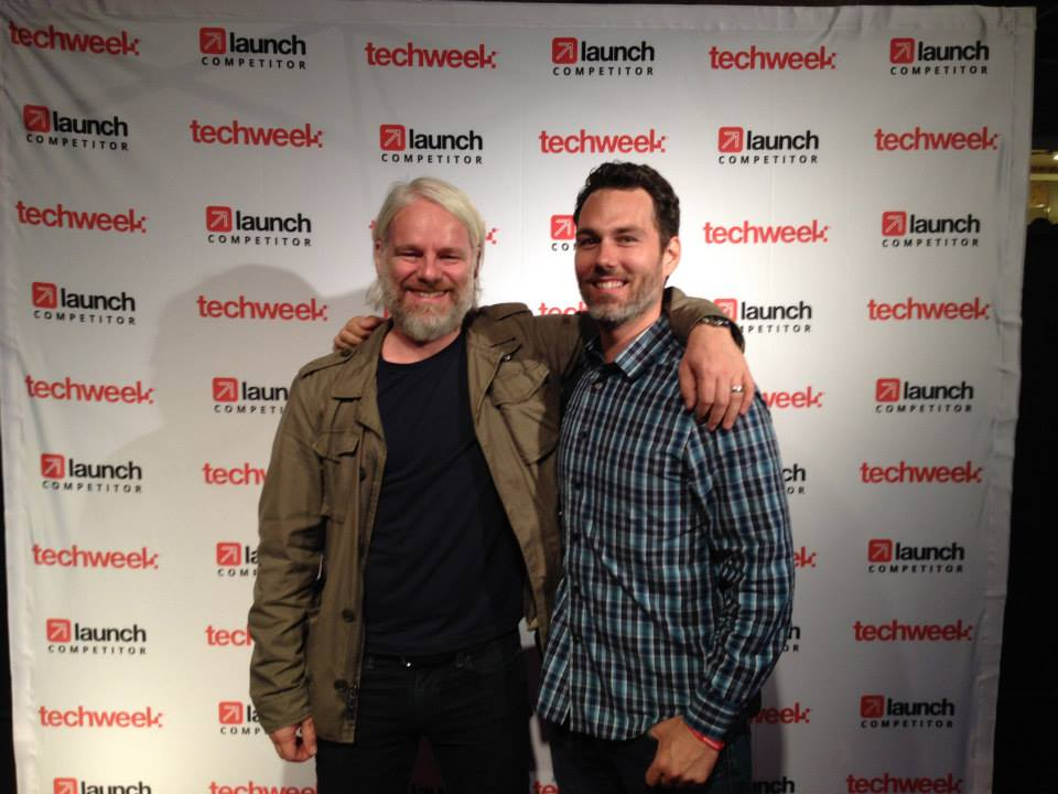 Techweek NYC.