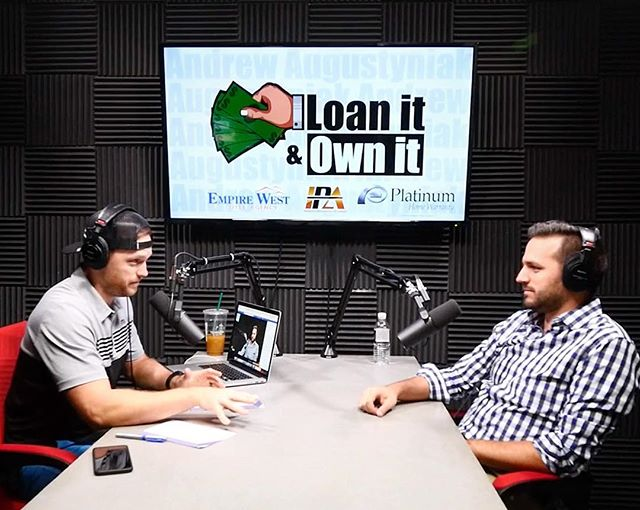 We were invited on the Loan It & Own podcast with @andrewaugustyniak this morning. We talked renovation financing, house flipping, and strategies for getting the most bang for your renovating-buck. The audio on the FB stream got a little choppy (see our FB page) but you can still watch the smooth Instagram live feed on Andrew's Instagram. Check it out!