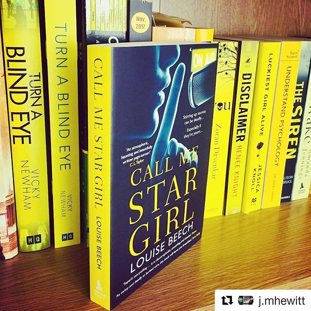 Yellow and blue books. 💛💙💛💙💛💙💛💙💛💙 Repost from @j.mhewitt ・・・ #callmestargirl #bookpost #yellowbooks #orendabooks #newbook #amreading #easterreading #eastertreats