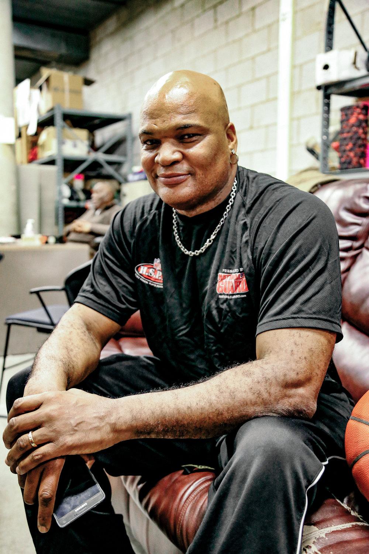 Coach Fab. Photo: Olivia Obineme