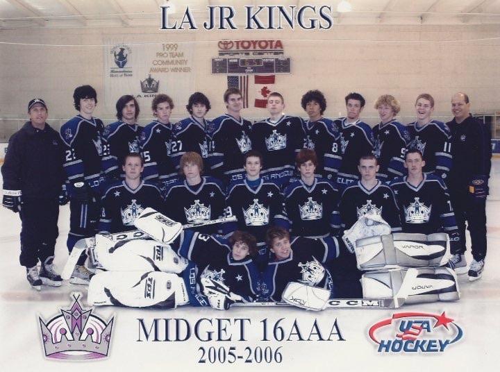 Copy of LA Jr. Kings Midget AAA 2006