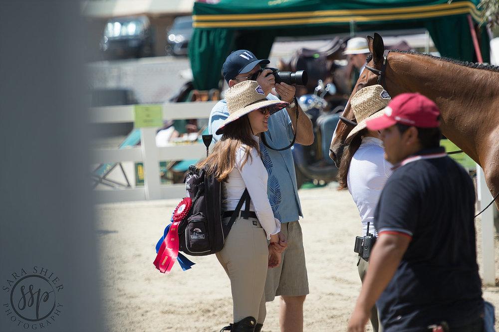 Sara Shier Photography | Southern California | Equestrian Horse Show