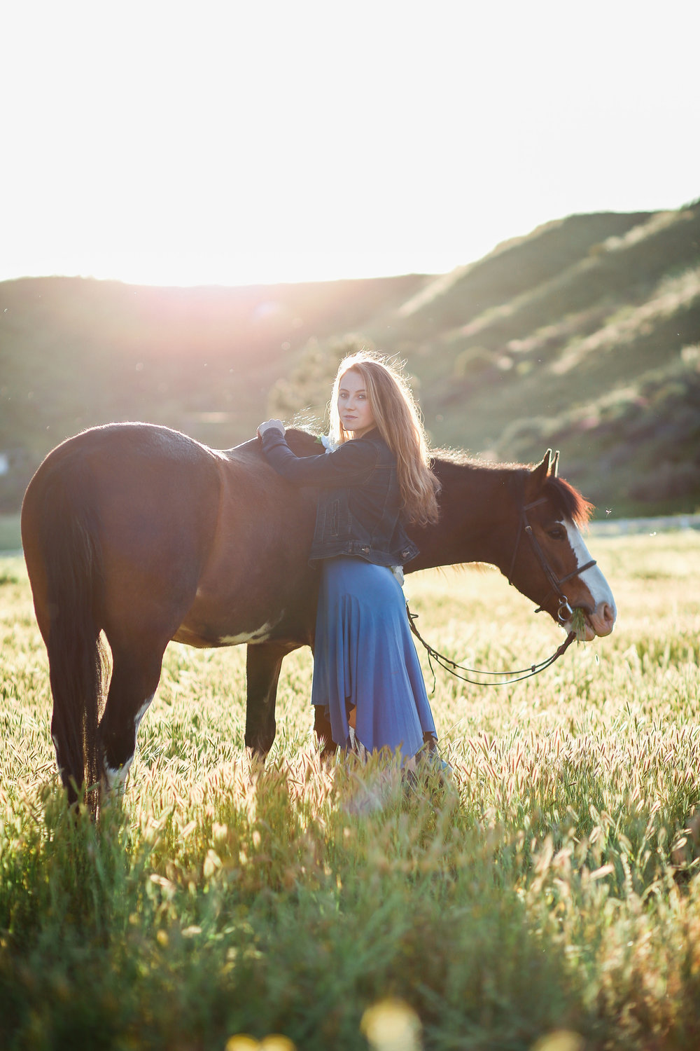 victoria and sage equestrian photo shoot