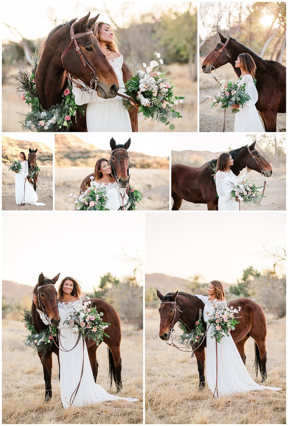 Sara Shier Photography Wedding Equine Horse Equestrian Photographer Southern California Los Angeles Orange County San Diego