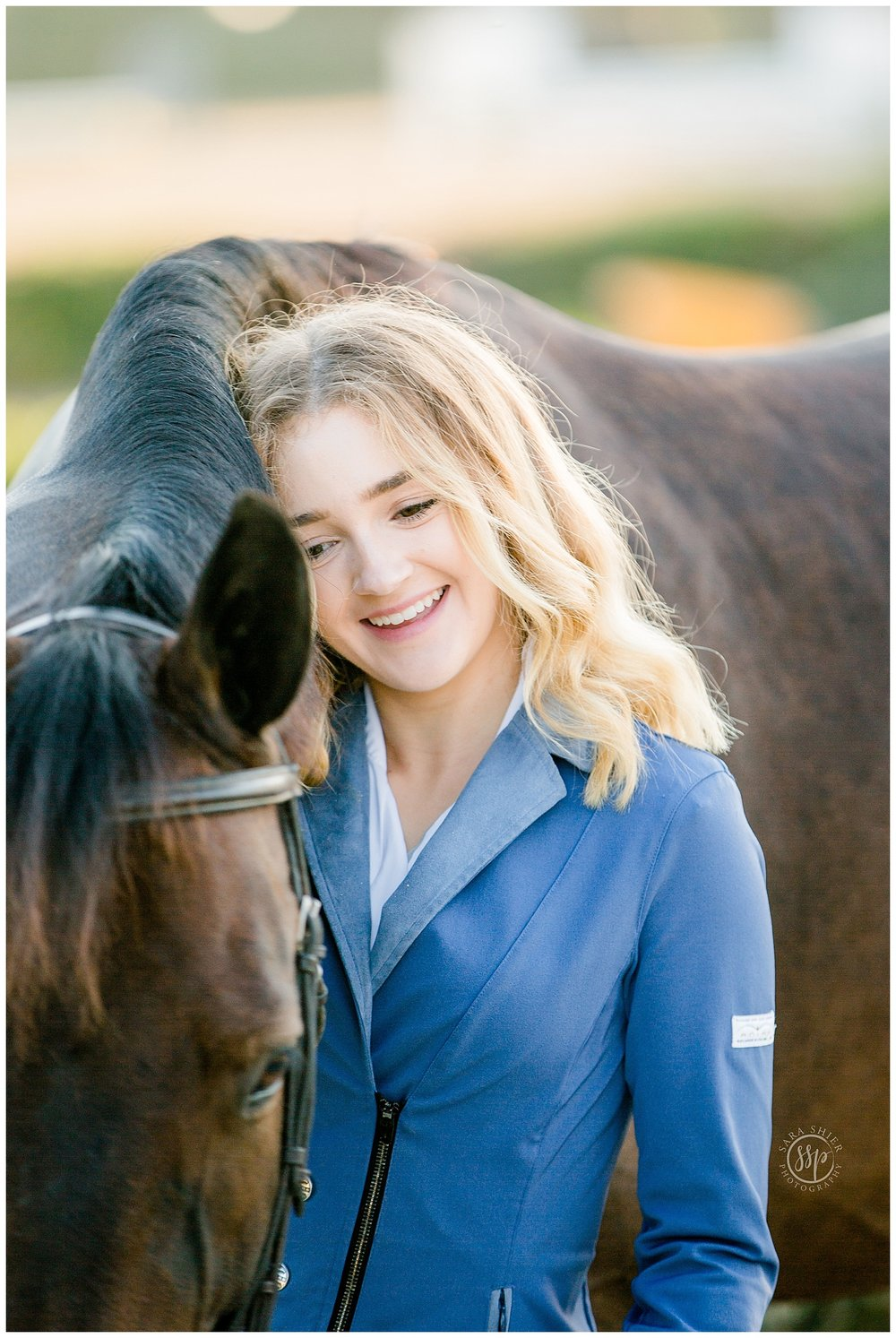Black Background Horse Rider Equine Photographer Southern California Sara Shier Photography SoCal Equestrian Cowgirl_0082.jpg