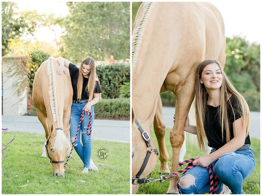 Black Background Horse Rider Equine Photographer Southern California Sara Shier Photography SoCal Equestrian Cowgirl_0377.jpg