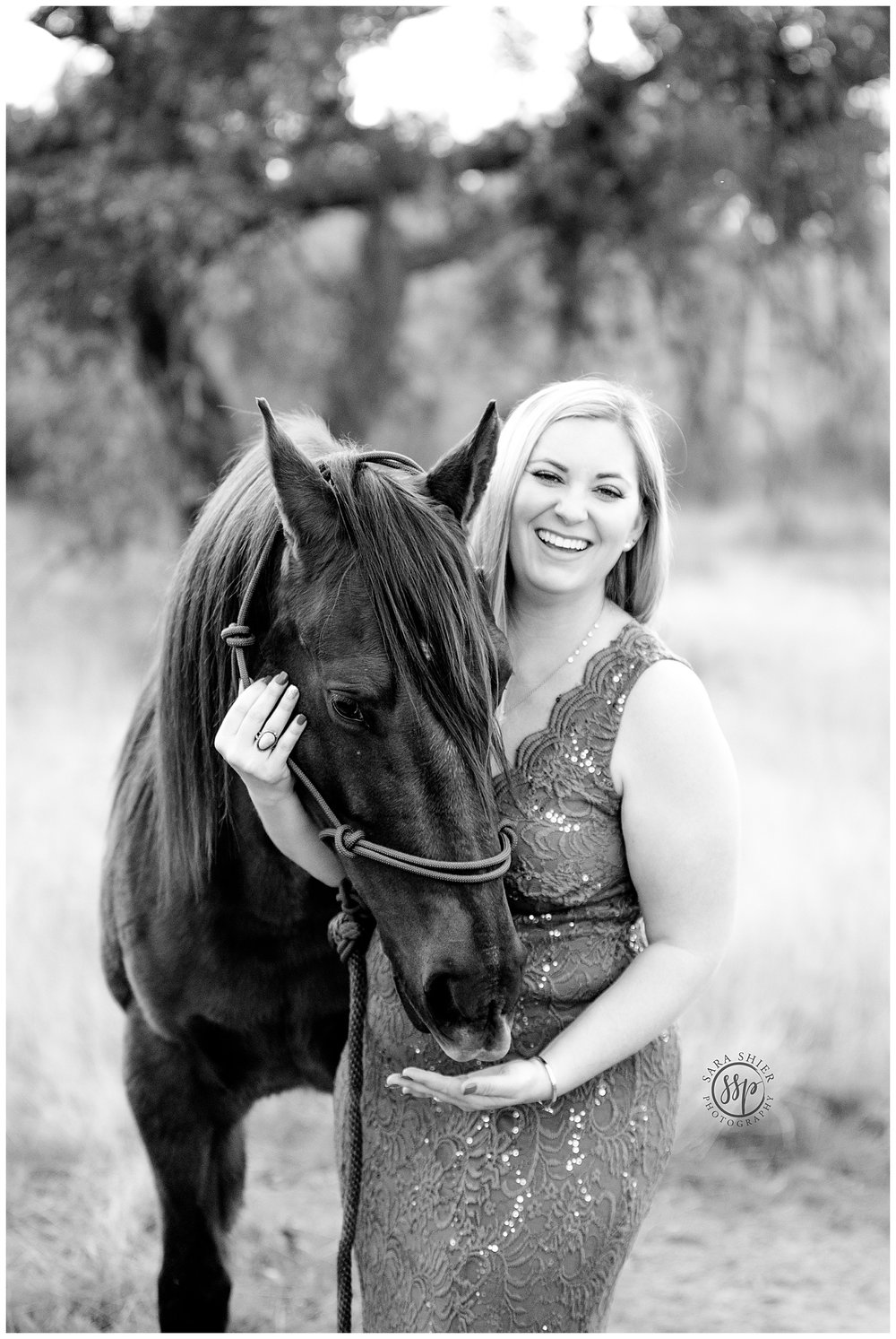 Black Background Horse Rider Equine Photographer Southern California Sara Shier Photography SoCal Equestrian Cowgirl_0400.jpg
