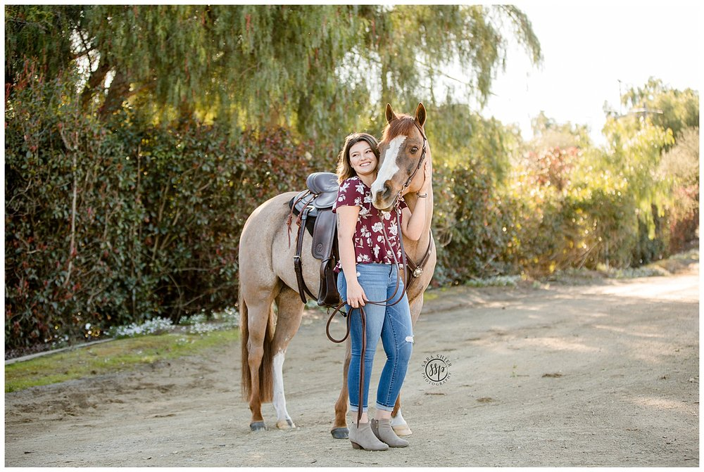 Black Background Horse Rider Equine Photographer Southern California Sara Shier Photography SoCal Equestrian Cowgirl_0419.jpg