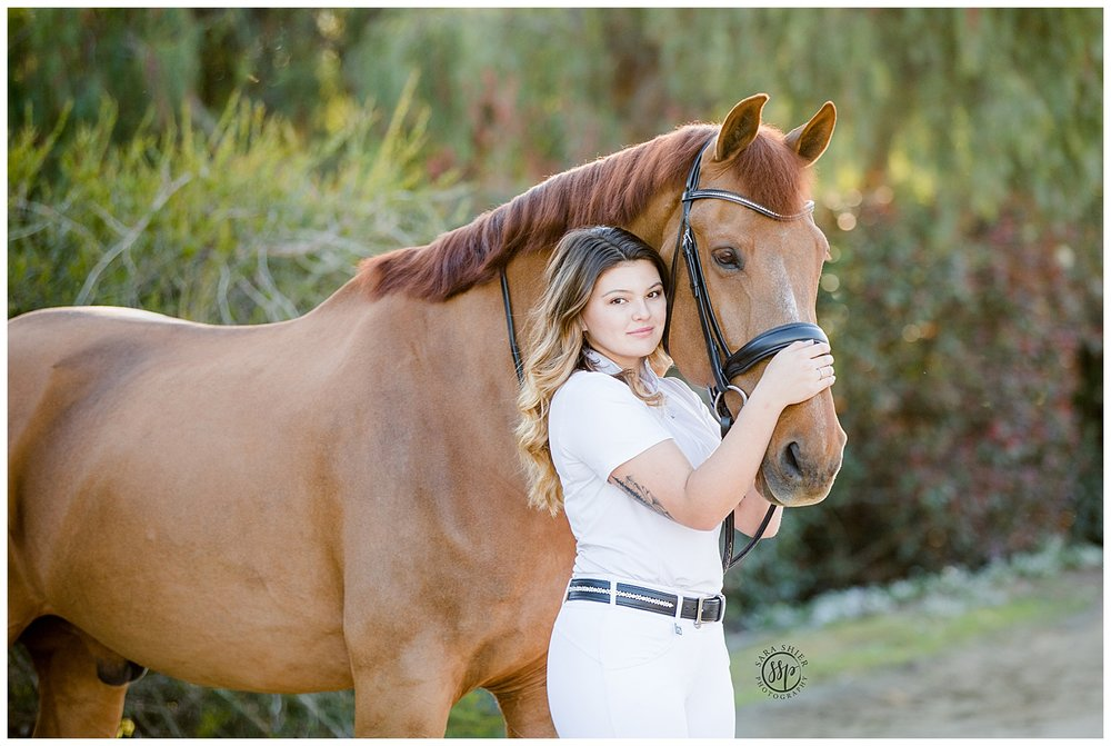 Black Background Horse Rider Equine Photographer Southern California Sara Shier Photography SoCal Equestrian Cowgirl_0425.jpg