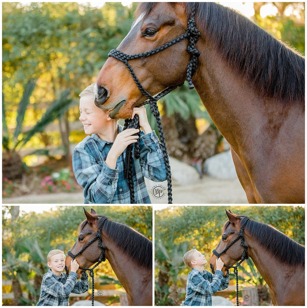 Black Background Horse Rider Equine Photographer Southern California Sara Shier Photography SoCal Equestrian Cowgirl_0449.jpg