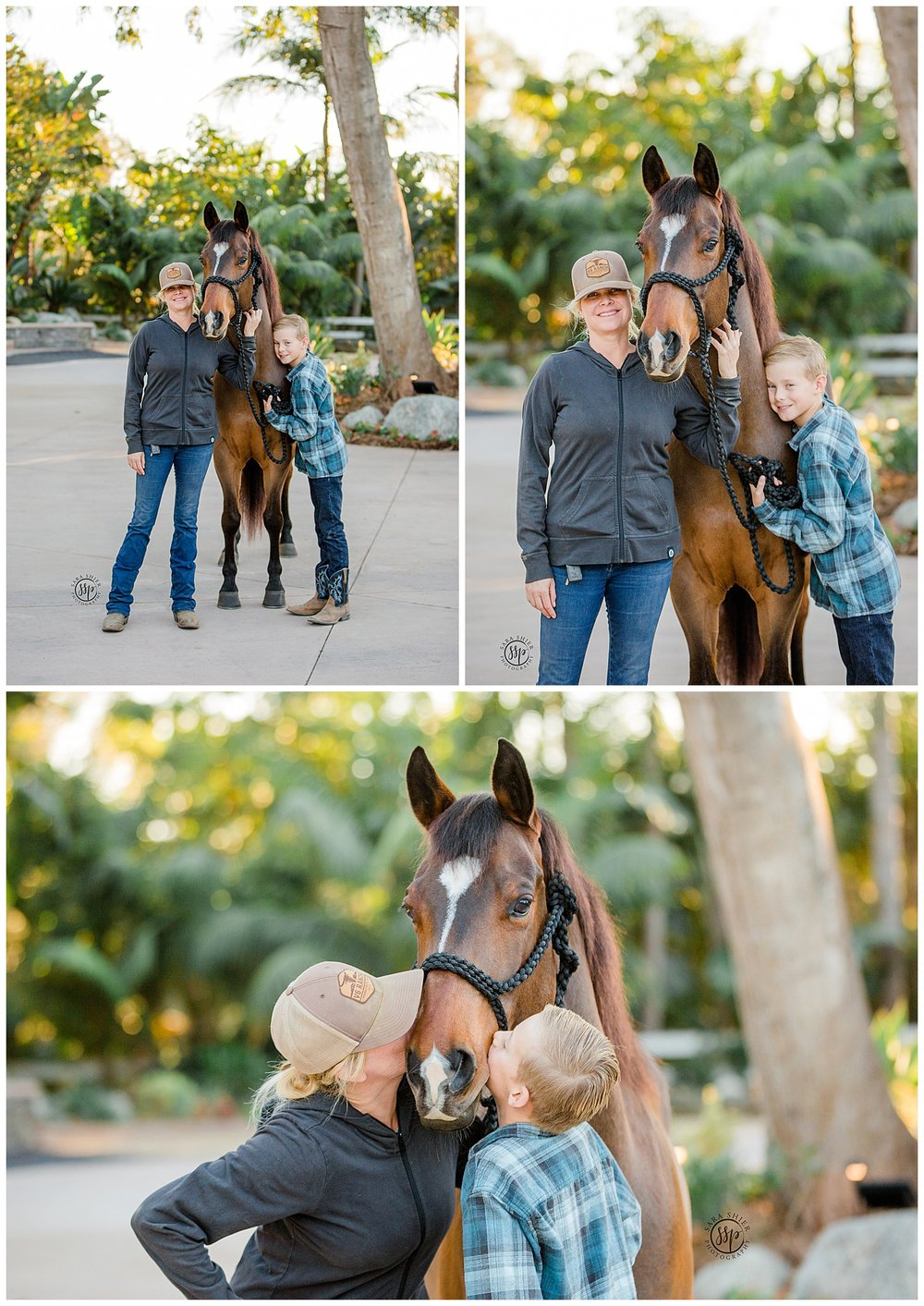 Black Background Horse Rider Equine Photographer Southern California Sara Shier Photography SoCal Equestrian Cowgirl_0453.jpg