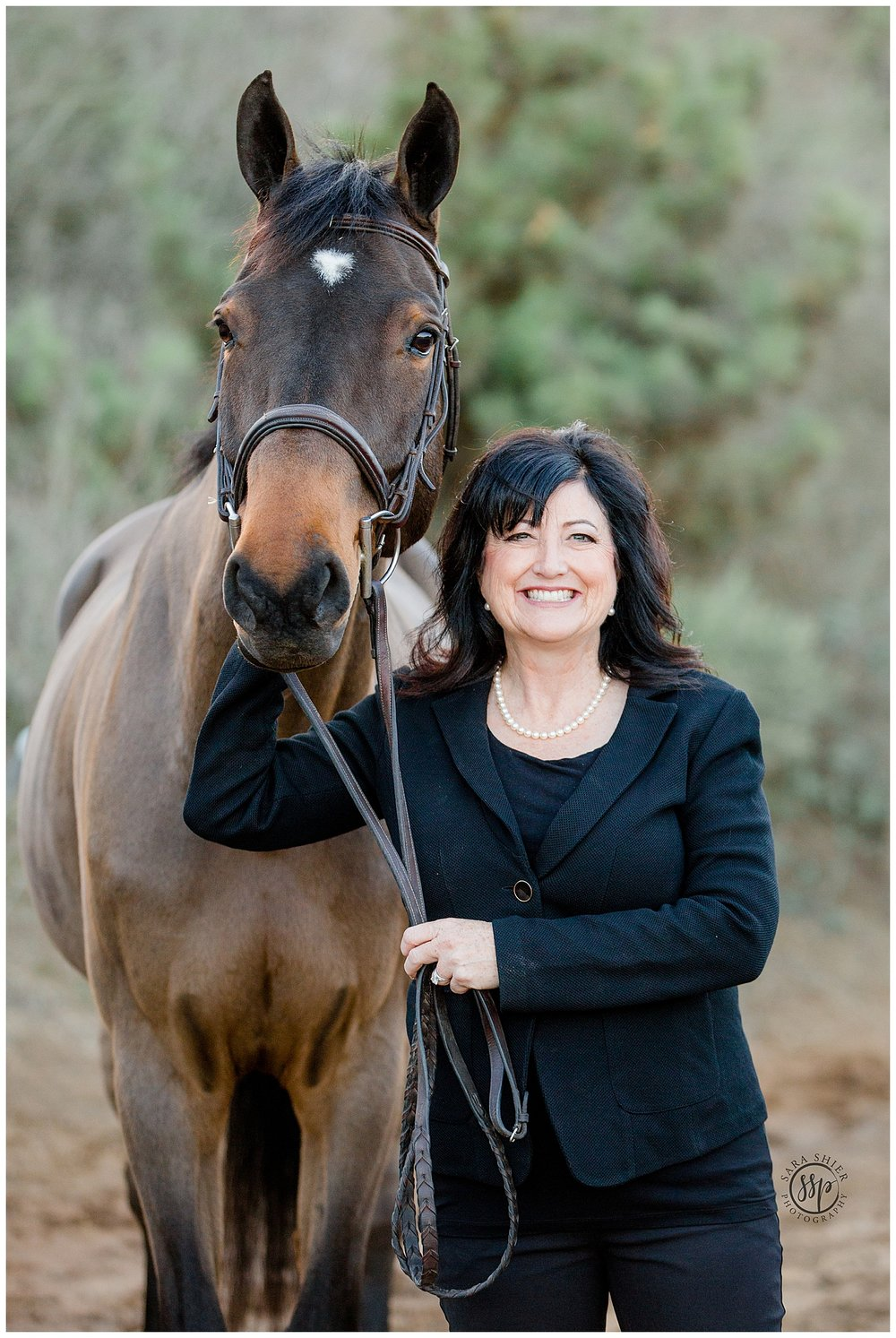 Black Background Horse Rider Equine Photographer Southern California Sara Shier Photography SoCal Equestrian Cowgirl_0455.jpg