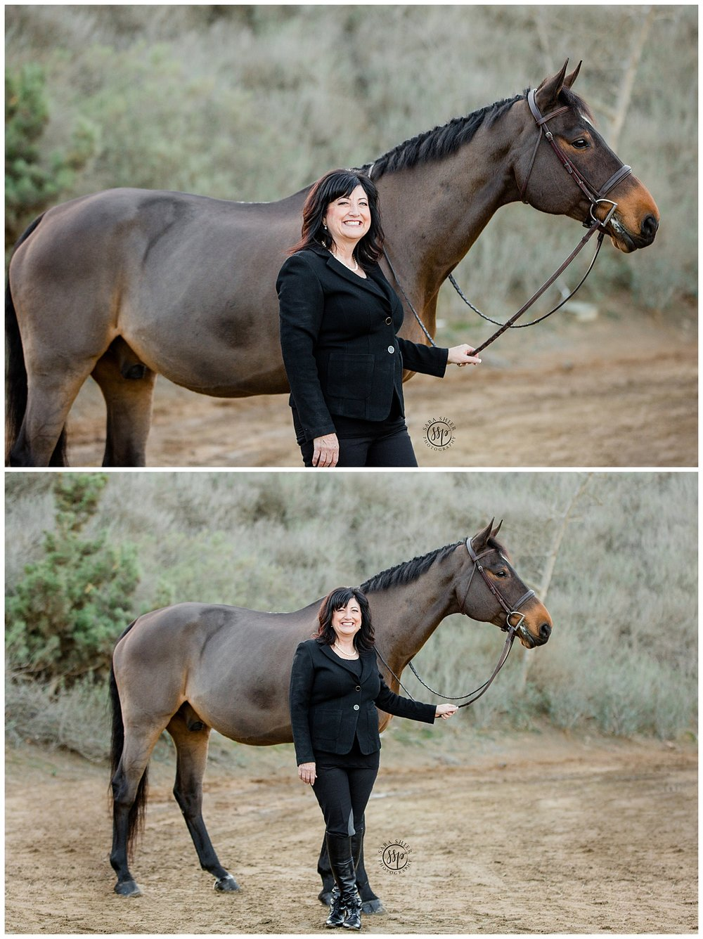 Black Background Horse Rider Equine Photographer Southern California Sara Shier Photography SoCal Equestrian Cowgirl_0458.jpg