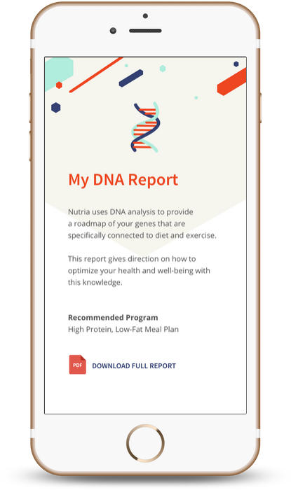 Programs based on your DNA
