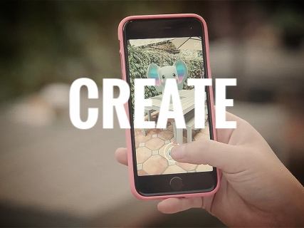 WEEK 3 - WAVES  Youth will apply their knowledge to design their own Snapchat filter & have a first draft by the end of the session! Your youth will have the inspiration they need to continue to learn!