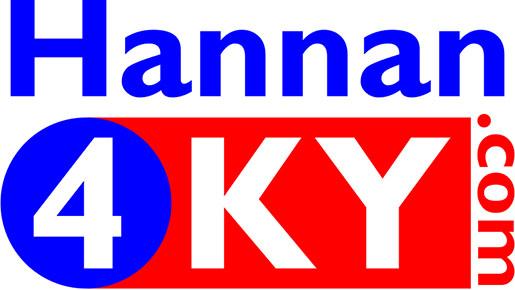 Lex Hannan is for Kentucky