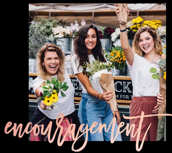 encouragement-join-the-newsletter