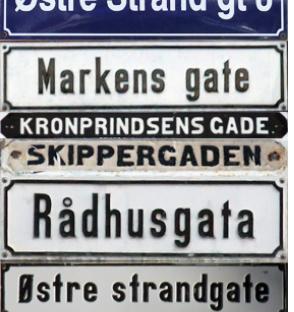 Den Gøyeste Gada - Markens gate er Kristiansands hovedgate. De fleste kaller den bare for Markens. Først het den Dronningens gate, men på 1800-tallet ble navnet endret. I gamle dager førte man nemlig dyrene til beite denne veien, mot markene. Og veien ble oppkalt etter det. Før kunne man kjøre hest, og etterhvert bil og buss opp og ned Markens. Nå er det gågate med koselige kafeer, restauranter og butikker. Har du lyst på ei bolle eller noe annet søtt, tar du turen til Dampbageriet og Espen Bager!