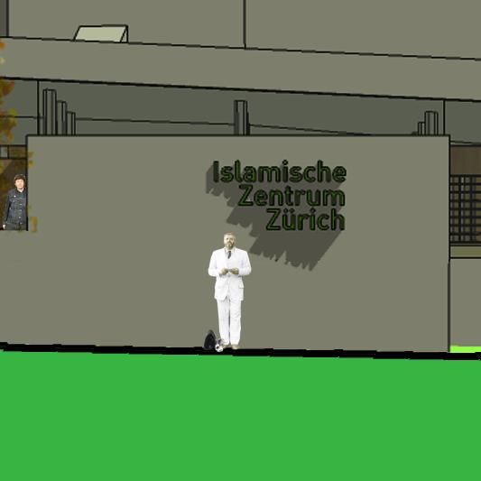 ISLAMIC CENTER OF ZÜRICH