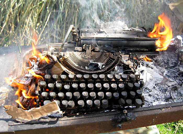 burning typewriter.jpg