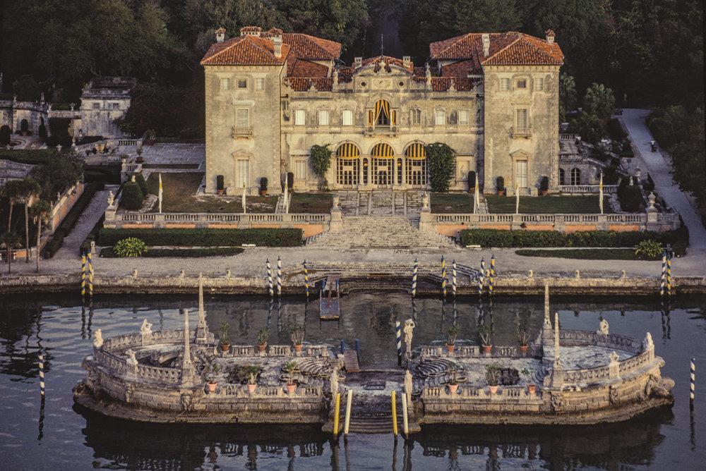 Villa Vizcaya, Miami