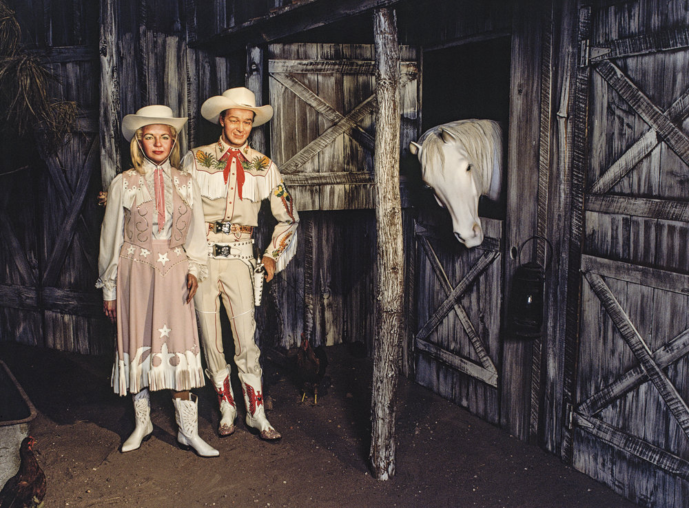 Roy Rogers and Dale Evans, Wax Museum | Museo de Cera, Orlando