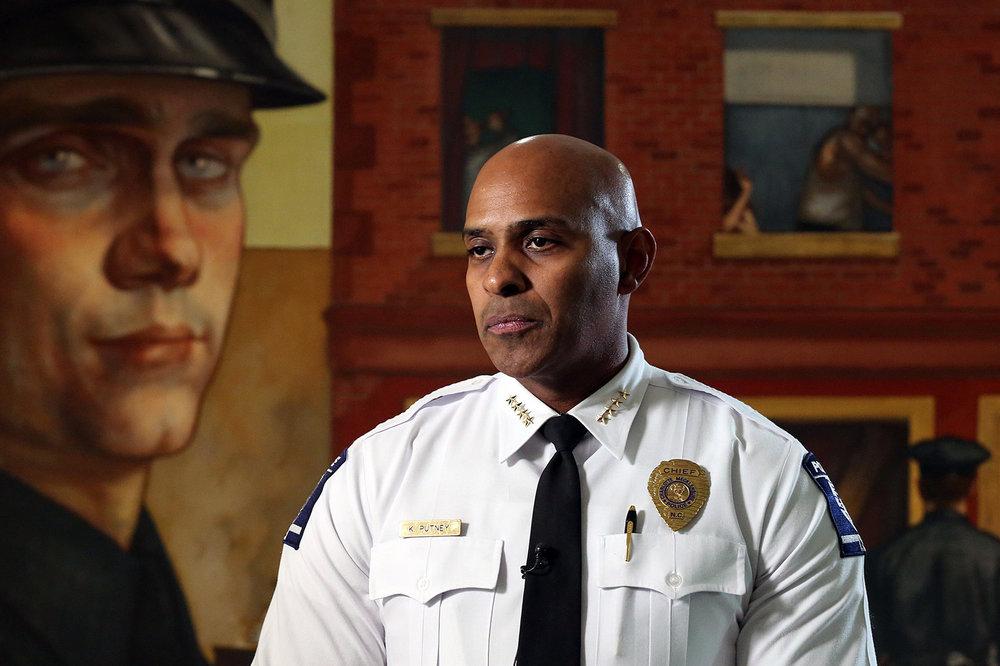 USA POLICE CHARLOTTE