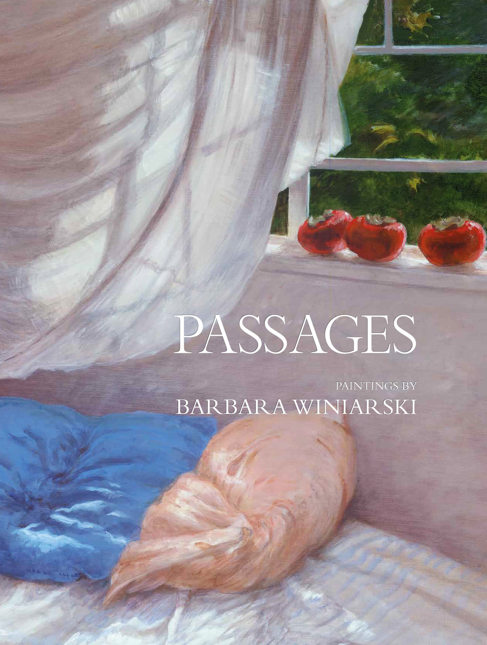 Passages<br>The Art of Barbara Winiarski