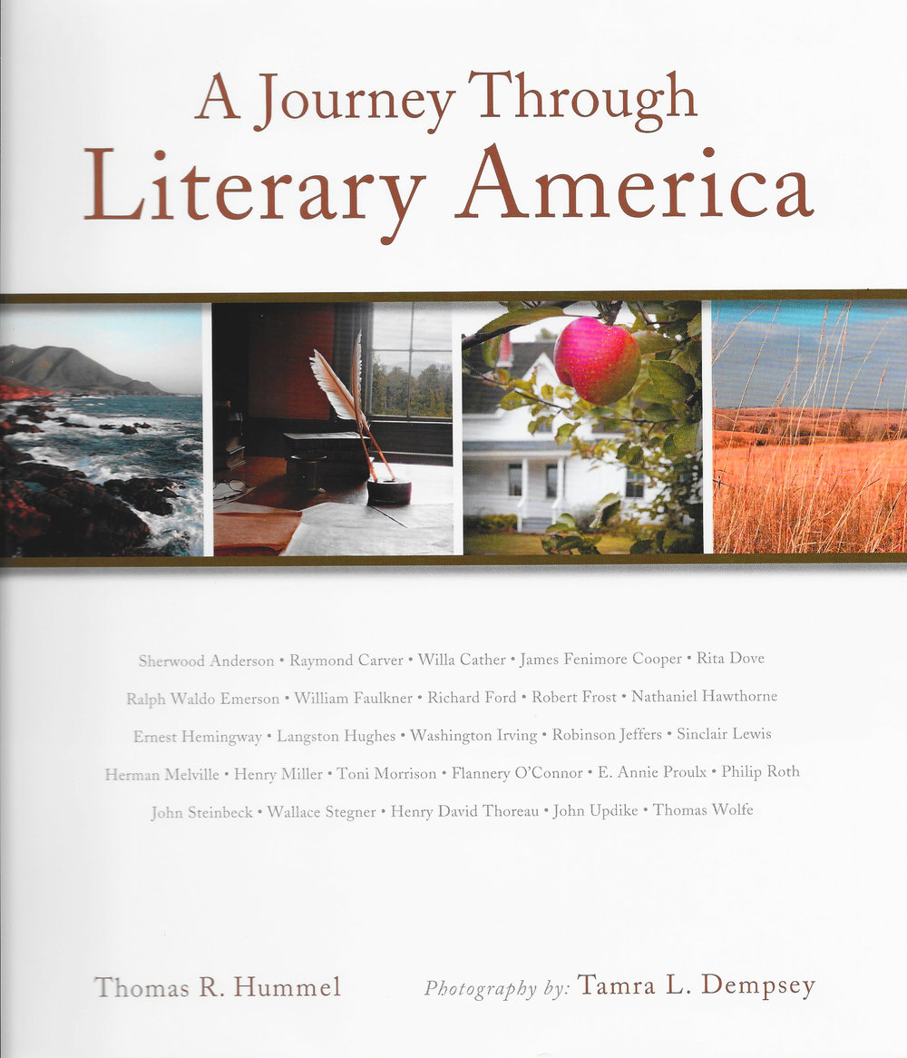 Tom Hummel's wonderful tribute to America's greatest authors was named winner of the esteemed Eric Hoffer Award as one of the finest books of 2011. -