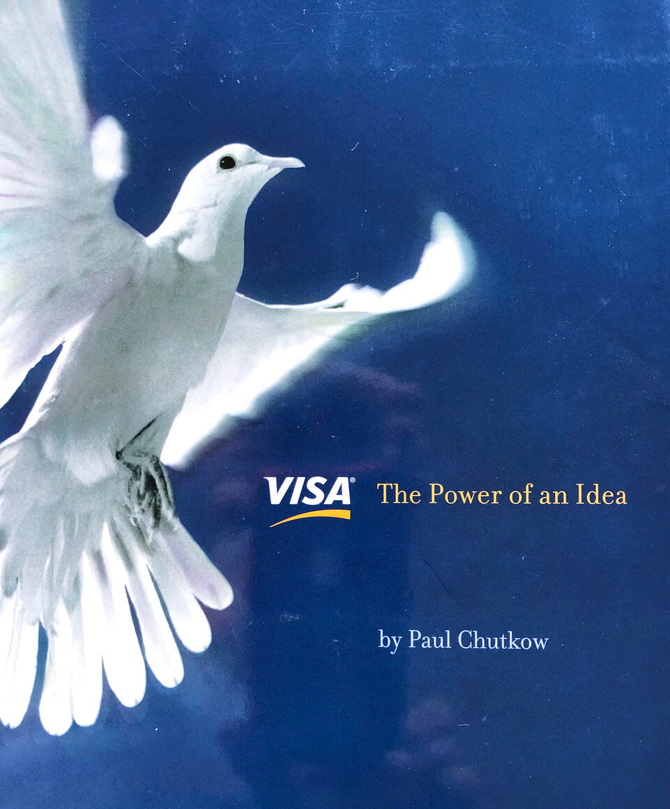 Visa and the credit card revolution<br>by Paul Chutkow