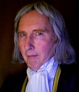 David Rittenhouse PORTRAYED BY BOB GLEASON -