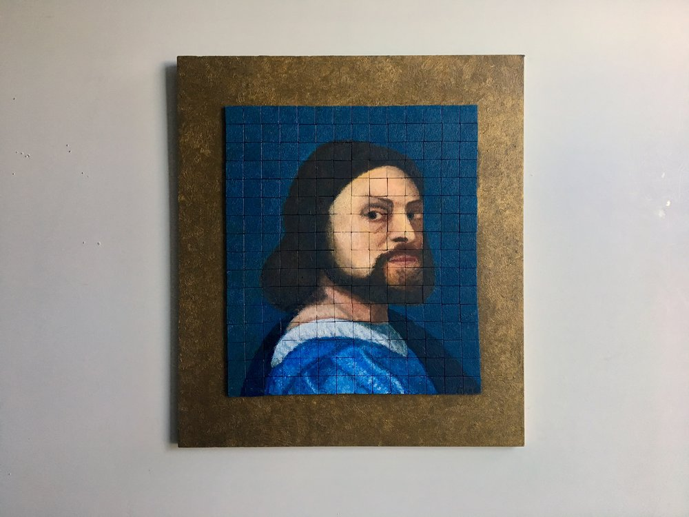 Portraits On Tile