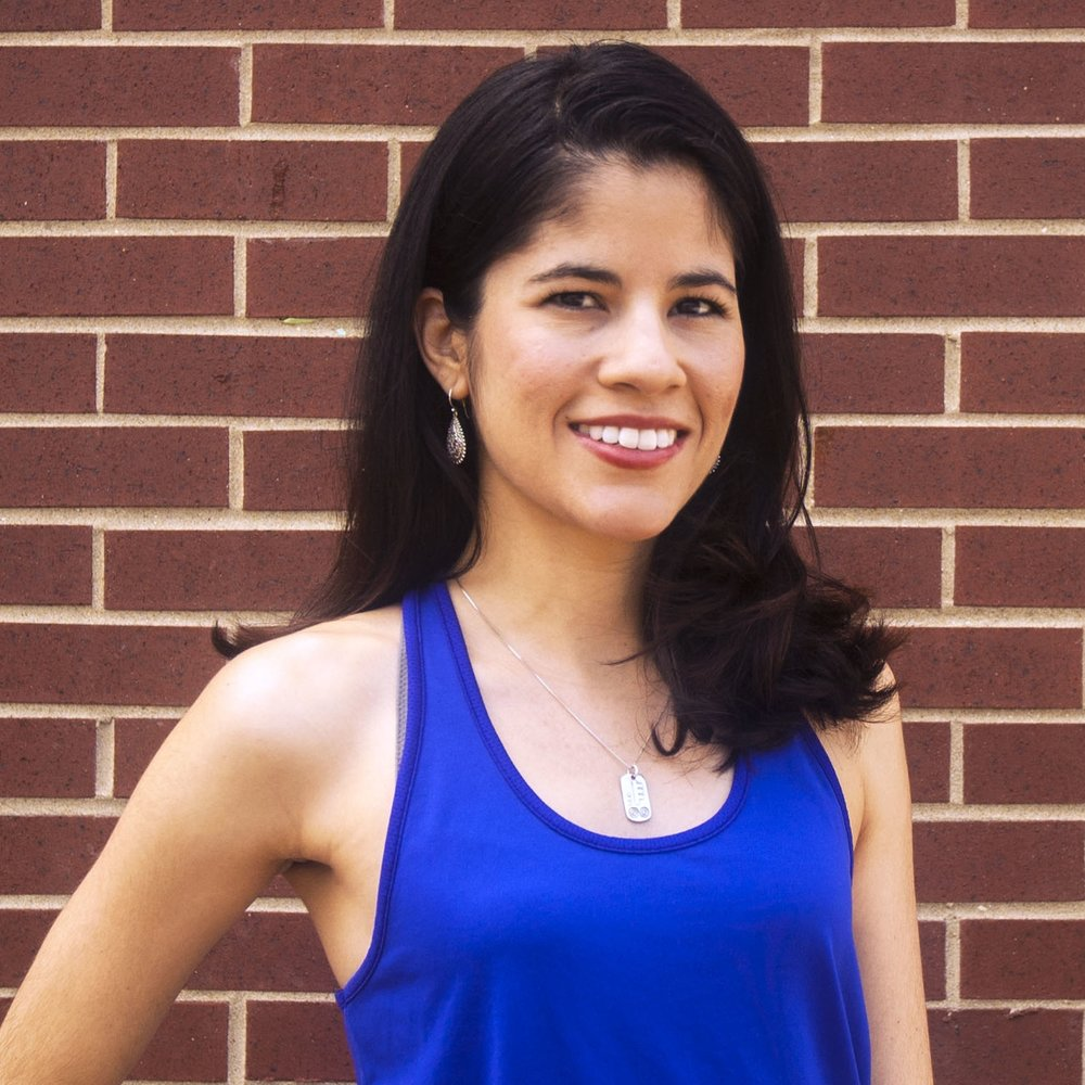 CHRISTINA RUIZ — YOGA    Christina  is originally from Puerto Rico and moved to Champaign in 2012 to pursue a master's degree in Animal Science. During her time in grad school, she regularly attended yoga classes at the university's recreation center. Christina completed her yoga certification in May 2018 and is also trained in mindfulness meditation (20-hr training program). The practice of yoga and meditation have helped Christina grow self-kindness and self-love. She is inspired to cultivate a deeper sense of compassion and understanding with herself and people around her.  In her classes, she encourages students to become aware of their body and connect with the breath as she gently guides them through the asanas using detailed alignment cues.  Students who attend Christina's class can expect meditation, pranayama, and asanas with variations. As a teacher, Christina aspires to deepen her knowledge and expand her teaching skills. She also hopes to one day teach yoga to Spanish speaking communities.
