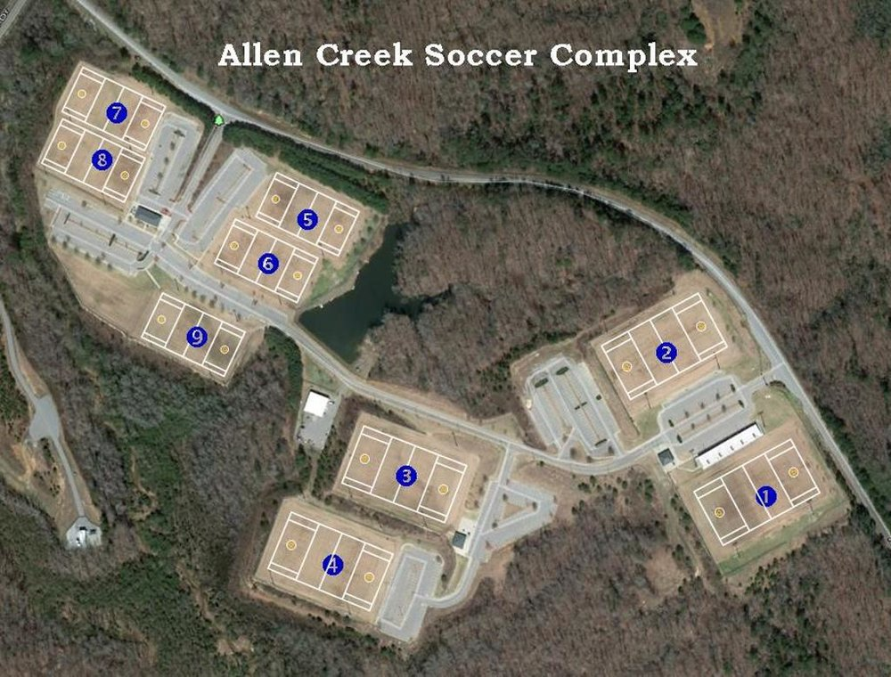 Allen Creek Park - 2400 ALLEN CREEK ROADGAINESVILLE, GEORGIA