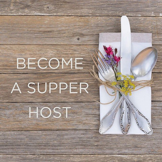 There is still one week left to register as a SUPPER Host and rally your friends & family to support @safehavencanada! #SupperForSafeHaven