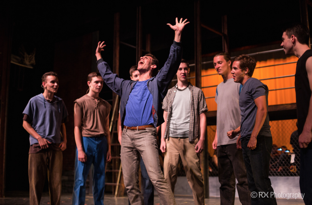 West Side Story (Riff)